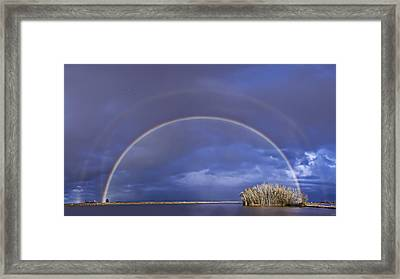 As Promised Framed Print by Donni Mac