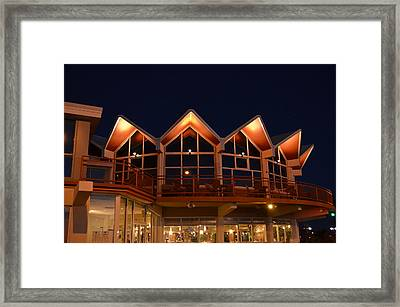 Framed Print featuring the photograph Asbury Park by Brian Hughes