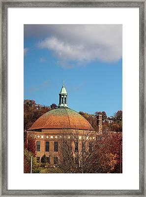 Asheville Beauty Framed Print