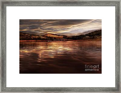 Ashopton View Framed Print