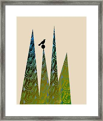 Aspire Framed Print by Ann Powell