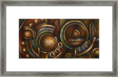 'assembly Required' Framed Print by Michael Lang
