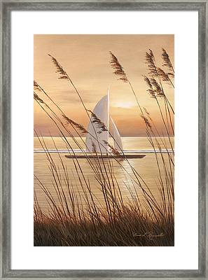 At Last Framed Print