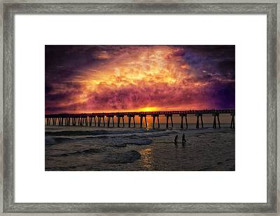 At My Most Beautiful Framed Print