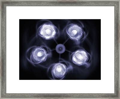 At Play Framed Print by Jeremy Martinson