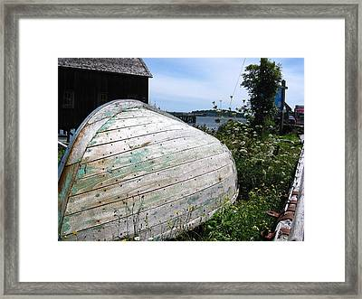 At Rest Framed Print