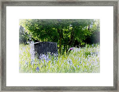 At Rest Framed Print by Marilyn Wilson