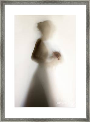 At The Alter Framed Print by Margie Hurwich