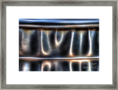 At The Bend Framed Print by Michael Garyet