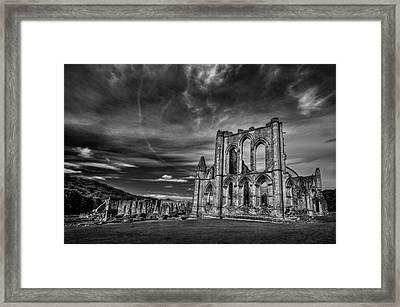 At The Dreamscape Ruins Framed Print by Evelina Kremsdorf