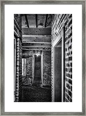Atalaya Castle 5 Framed Print by Roger Wedegis