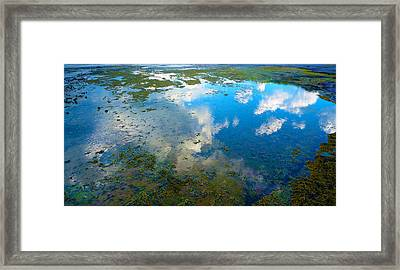 Framed Print featuring the photograph Ataraxis by Sandro Rossi