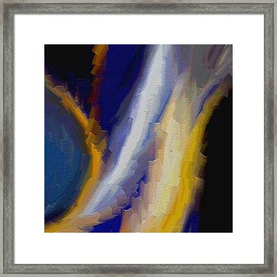 Atlantis Framed Print by Ely Arsha