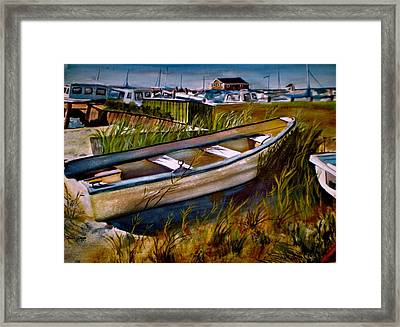 August Afternoon Framed Print