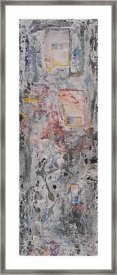 Aura Bodies Framed Print by Ralph Levesque