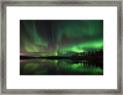 Aurora Bliss Framed Print
