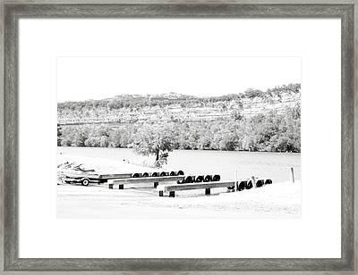 Ausitn Texas Framed Print by Snow  White