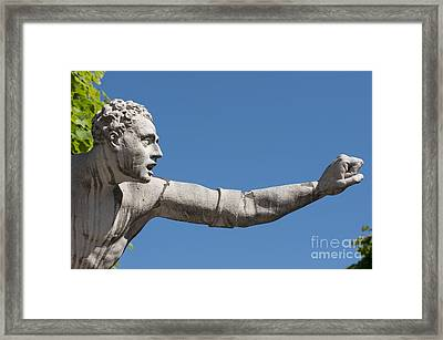 Austrian Guard Framed Print