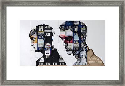 Auto Emotion Framed Print by Nick Jentry