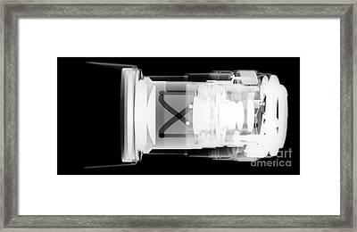 Auto-focus Lens Framed Print