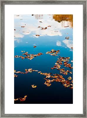 Autumn - 3 Framed Print