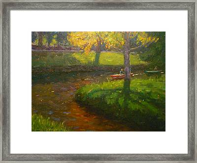 Autumn Avon 1996 Framed Print
