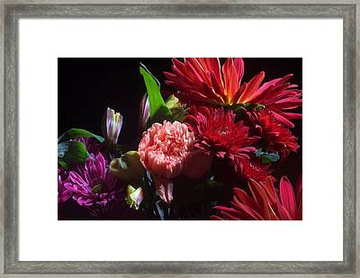 Autumn Bouquet  Framed Print by Joe Kozlowski