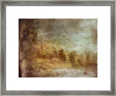 Autumn Dreams Framed Print by Gun Legler