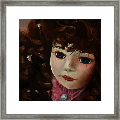 Autumn Framed Print by Jane Autry