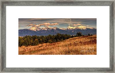 Autumn Mission Framed Print by Katie LaSalle-Lowery
