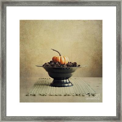 Autumn Framed Print by Priska Wettstein