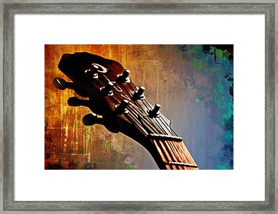 Autumn Rhapsody Framed Print by Christopher Gaston