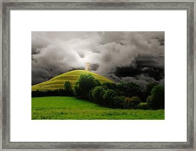 Avalon Framed Print by Christine Lake