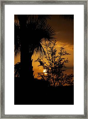 Ave Maria Framed Print by Joseph Yarbrough