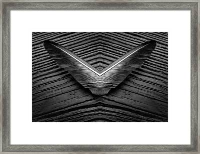 Avian Victory Framed Print