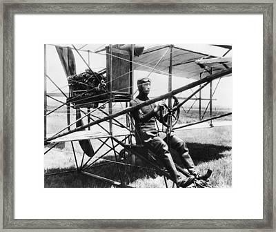 Aviation Pioneer Glenn Martin Framed Print