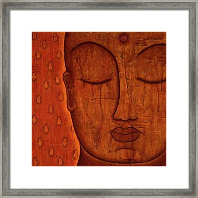 Awakened Mind Framed Print by Gloria Rothrock