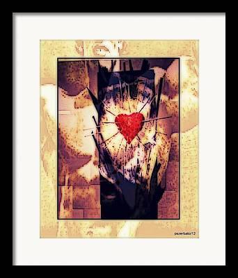 Regained Consciousness Framed Prints