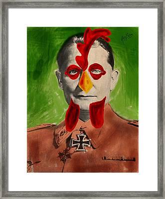 Ayam Goering Framed Print