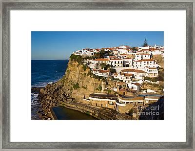 Azenhas Do Mar Framed Print