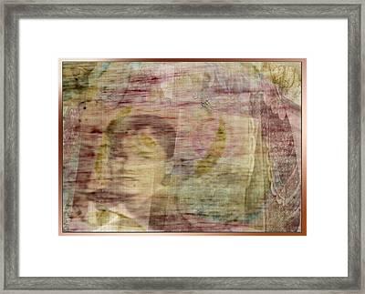 Azil Framed Print by Marie Jamieson