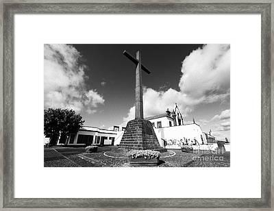 Azorean Chapel Framed Print by Gaspar Avila