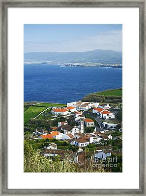 Azores Framed Print by Gaspar Avila