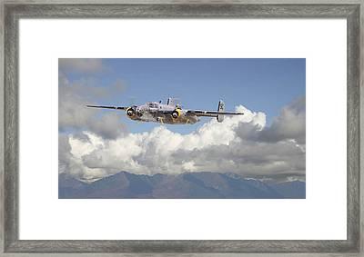 B25 - Corsica Framed Print