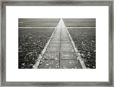 Ba Dinh Square Framed Print