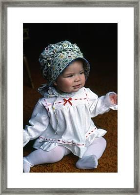 Baby Jessica Framed Print