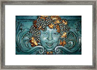 Bacchus Framed Print by Randall Weidner