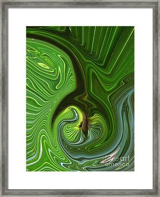 Back To Nature Framed Print by Vijay Sharon Govender