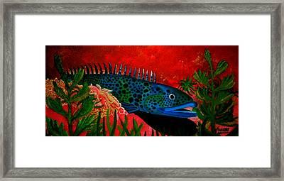 Badbluefish Framed Print