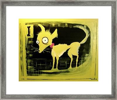 Badcambria Framed Print